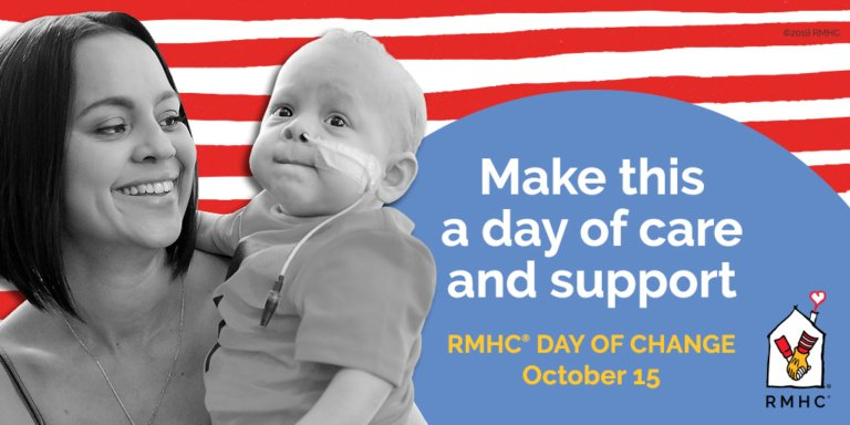 RMH DAY OF CHANGE