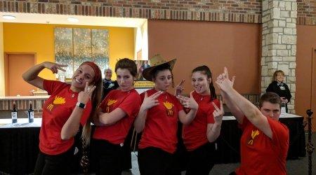 Student service volunteers